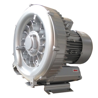 Three Phase Single Stage Side Channel Blower