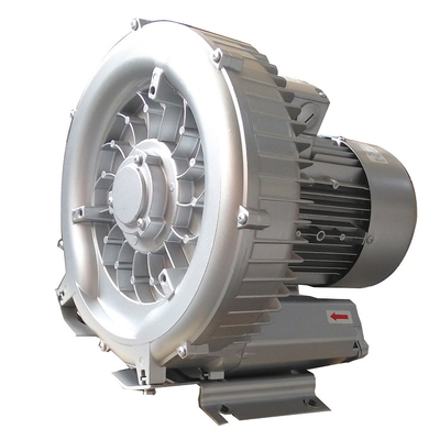 Max flowing Three Phase side channel blower for Plastic Molding Machine
