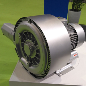 Three Phase Electric Side Channel Blower for Cutting Machine
