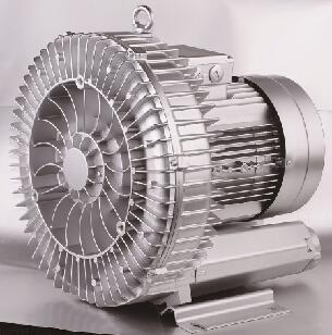 High quality side channel blower for garment machine